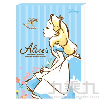 迪士尼 50K便條紙 愛麗絲 DPCI-M507D