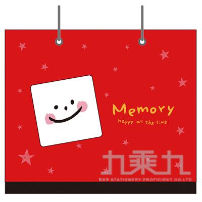 94#微笑桌上相本-紅 JPA-46C