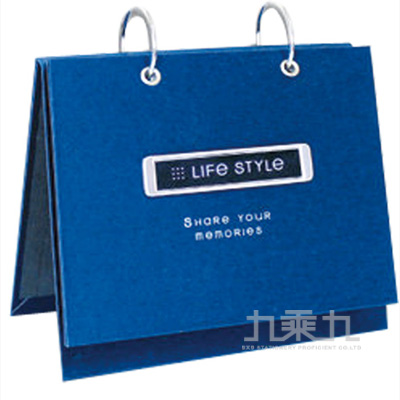 SHINE LIFE STYLE 桌上型相本(藍) SPA-178C