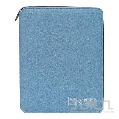 拉鍊萬用手冊25K-藍字 SG1001-07
