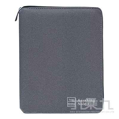 拉鍊萬用手冊25K-灰字 SG1001-08