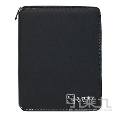 拉鍊萬用手冊25K-黑字 SG1001-09