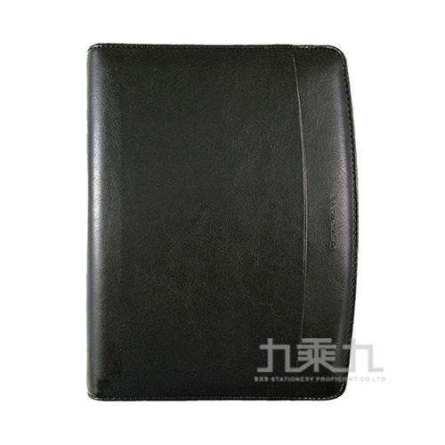 皇家經典包 A5萬用手冊 黑色 DM-807