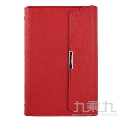 A6 萬用手冊義式經典/ 紅色  DM-712