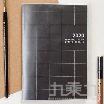 2020-32K跨年日誌-黑格格 MKD01324-20
