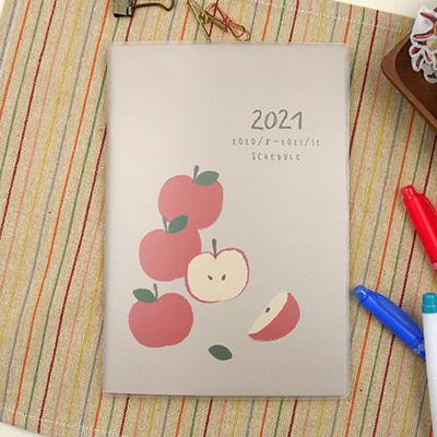 2021-25K跨年月計畫-蘋果紅了 MKD01252-21