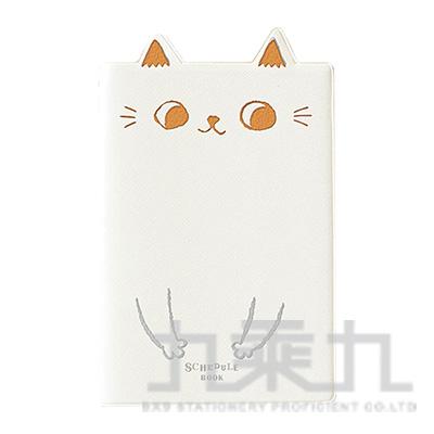 2020年32K O-Cat貓耳跨年手冊-白 JDM-192A