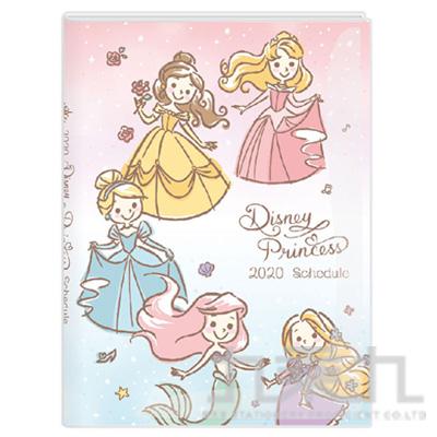 迪士尼跨年月誌50K DPMC-20501C