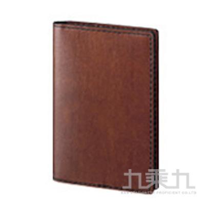 卡片夾與備忘筆記套/咖 R/M:ZVN223C