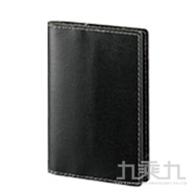 (2009+129) 卡片收納與備忘筆記套(黑)