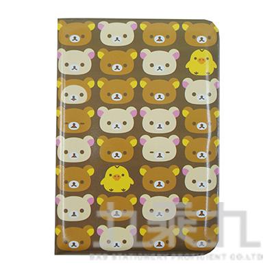 拉拉熊護照套-大頭版 RK03854B