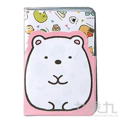 角落小夥伴造型護照套-白熊版 SG03891C