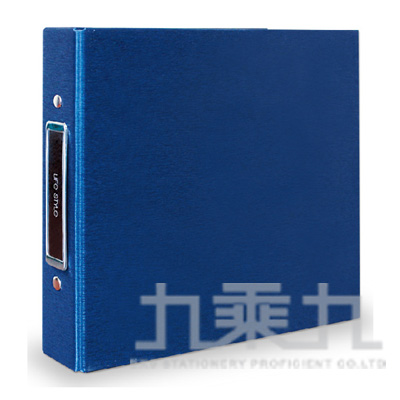 SHINE LIFE STYLE 6格電話名片本(藍) SCC-67C