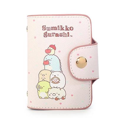 森林小物名片夾-粉色PK