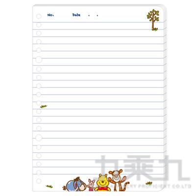 迪士尼20孔活頁內紙 SPIC-A512