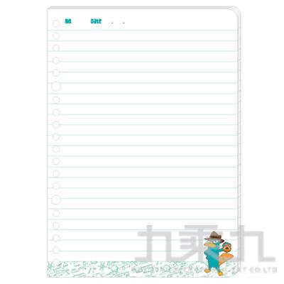 迪士尼20孔活頁內紙 SPIC-A518