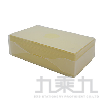 西源名片紙(淺黃) 6828
