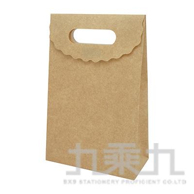 原味厚牛皮禮物袋(200P) TD1065-3