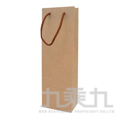直式原味牛皮手提袋(大) TD1067-1