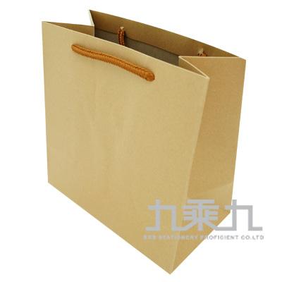 寬底環保牛皮紙袋-S 3324