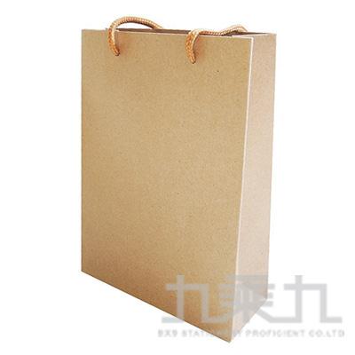 環保牛皮紙袋(L) 3354