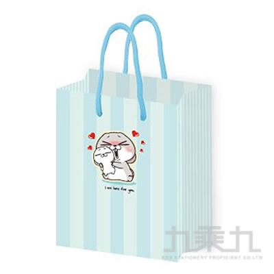 立體禮物提袋(賴再一起)-好想兔 CBG-376B