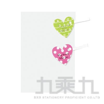 幾何風透明OPP禮物袋-XL  BBG-50