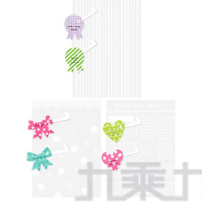 幾何風OPP禮物袋-L  BBG-53