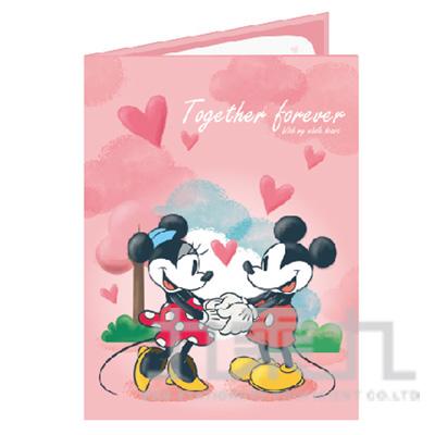 迪士尼精裝卡片A4 DPCO-59602