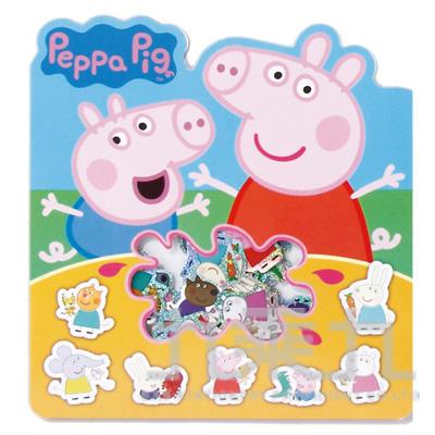粉紅豬小妹閃亮貼紙包 PG003J