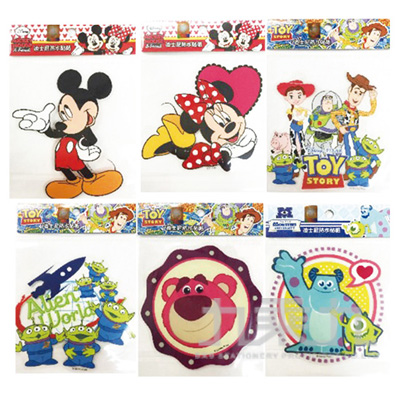 迪士尼防水貼紙28版