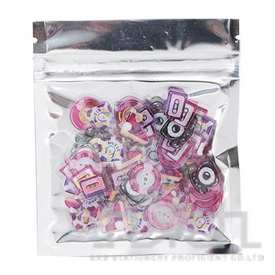 插畫糖果貼紙包 HB1044