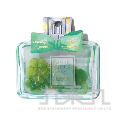 香水花卉貼紙包 HB1045
