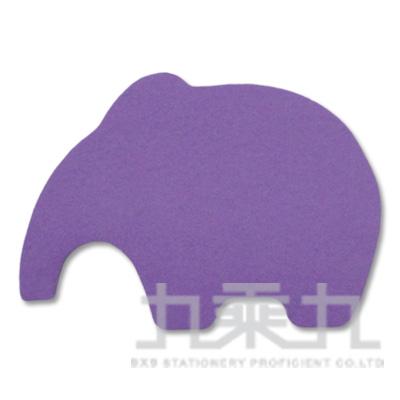 動物造型便條本-大象 61039(50張/本)