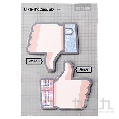 韓版大拇指便利貼
