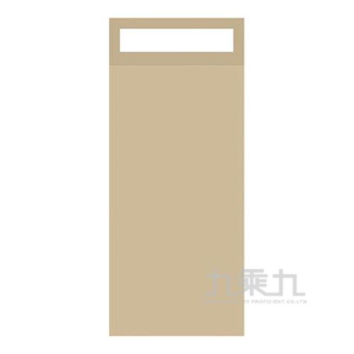 1號牛皮防震氣泡袋10x20cm N2401