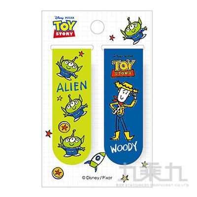 迪士尼磁性書籤2入(玩具) DPFD-2006