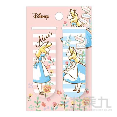 迪士尼磁性書籤2入(艾莉絲) DPFD-2007