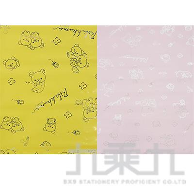 拉拉熊錫箔包裝紙-茶小熊版 RK06891