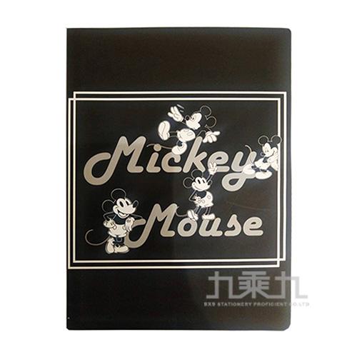 米奇簡約16K空白筆記(款式隨機出貨)