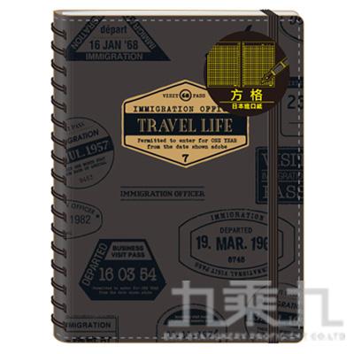 50K活頁車縫筆記 PNA-50K108A