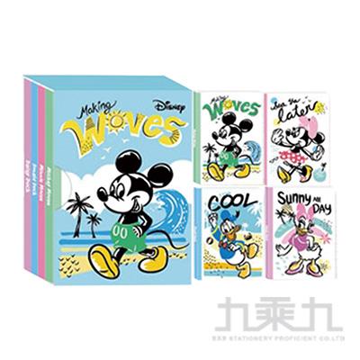 迪士尼方塊筆記 DPMA-014415B
