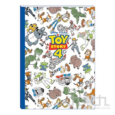 迪士尼16K定頁筆記 DPAN-245