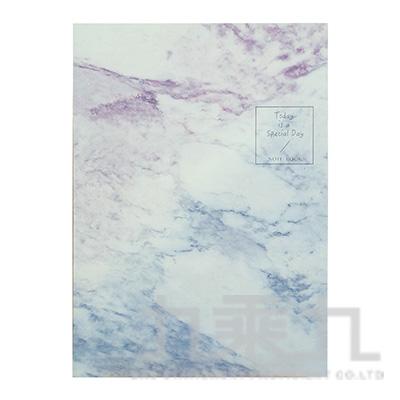 16K固頁筆記-清新日常B W02-070