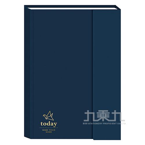 吸鐵手記25K-藍空白 SG2901-03