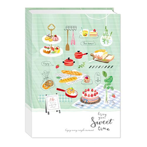 精裝手記50K-甜點 SG0122-01