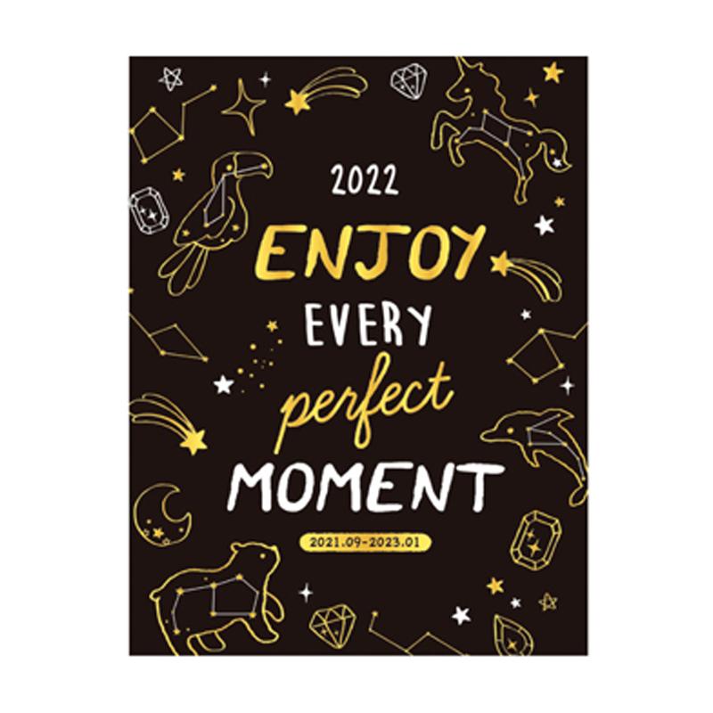 2022年13K跨年月誌-星空 SS2109-03