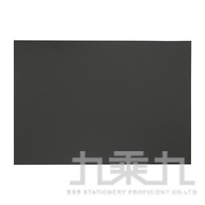 4K 黑色素面卡