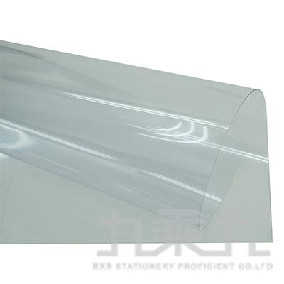 4K透明PVC膠片(0.25mm)