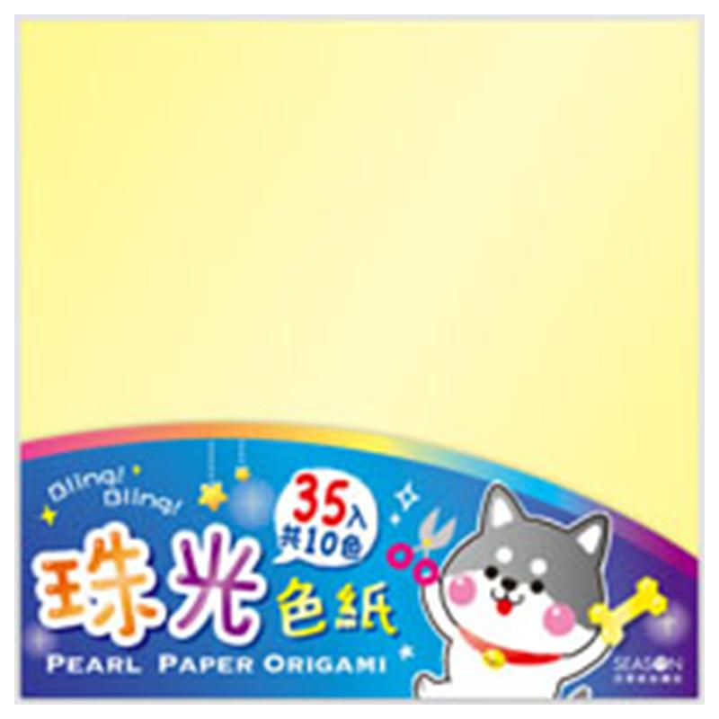 珠光色紙-灰狗 GT2810-11